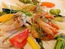 【魚フレンチをシンプルに飾らずに!】本物の伊豆の地魚を食べるなら「WATANABE」スタンダードプラン!!