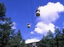 磐梯山の空を散歩!3つの百名山・標高1400mまでのパノラマゴンドラ乗車券付夏休みバイキングプラン