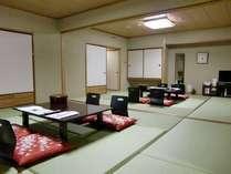 【大部屋】(5名様~10名様まで対応)※雪かこいがある為、景色を見る事ができないお部屋です。