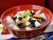 会津藩の武家料理や庶民のごちそうとして広まった会津の名物「こづゆ」。(イメージ)