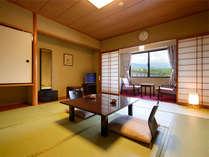 【和室10畳】ご家族に人気な和室~みんなで横になって寛ごう!
