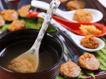 【朝食】味噌汁バイキング