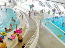 夏はやっぱりプールでしょ!天然温泉&プールのリゾート施設 ☆ラビスパ裏磐梯入場券付き宿泊プラン☆