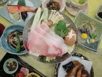 【冬のぎふ旅】地場の料理を楽しもう♪2食付♪「季節会席」プラン★ひがしみの観光パスポート付