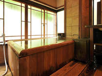 美月庵【萌】源泉掛け流し温泉の檜風呂付き客室