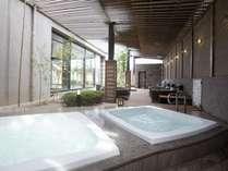 【源泉大浴場】 女性大浴場「百百の湯」バラエティ豊かな湯めぐりが楽しめます(ジャグジー風呂イメージ)