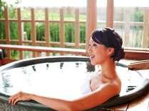 【現金特価】 モニタープランでお得に露天風呂付き客室を満喫♪♪女性だけのお楽しみ特典も!