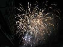 【2018洞爺湖温泉冬まつり記念】HOTドリンク付き♪花火観賞プラン
