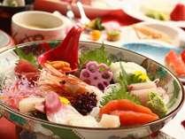 【お刺身盛合せ&ワンドリンク付】特別な日のお祝いに♪ちょっと豪華なお部屋食プラン