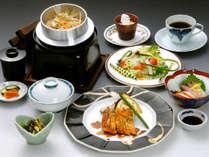 ご当地食材と旬の野菜たっぷり☆『地産地消御膳 肥前』プラン