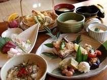ご予約のみの小会席料理の一例