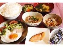 【朝食無料】一日の始まりは美味しい朝ごはんから♪