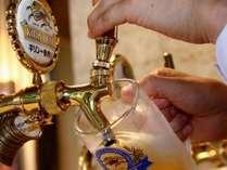 【生ビール飲み放題+朝食付】水戸でNO1のおいしいビールが飲み放題♪17時~22時まで何杯飲んでもOK★