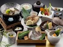 【 ご朝食一例 】自慢の地産あったか和朝食