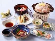 【出張費削減】 料理長こだわりディナー&和洋の朝食バイキング付 ◆源泉100%天然温泉大浴場無料◆