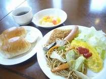 栄養バランスの取れた朝食で一日の始まりを!!