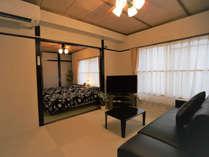 Room 7Fのリビングルームです