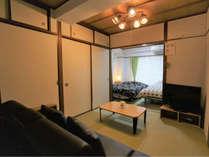 Room6Dのリビングルームです
