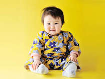 看板娘の五代目です♪SOU・SOUのわらべぎでこのような和装デビューをしてみませんか?