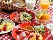 【朝食・洋食】朝食バイキング 洋食一例