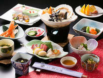 *≪お料理:一例≫旬の地元の食材をメインにご提供しております。