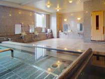 大浴場のみ温泉◆利用時間は16時~24時迄◆時間帯により男女入替有