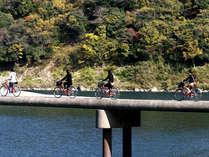 【無料レンタル付】四万十観光★サイクリング旅♪2食付