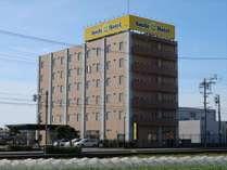 スマイルホテル静岡吉田インター ホテル外観
