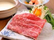 上州牛は程よい脂の霜降り肉です