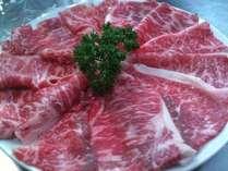 知多牛すき焼き用肉