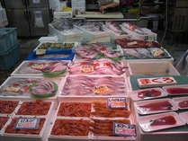 日本海さかな街  ~活きのいい魚がいっぱいです~