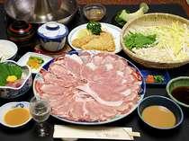 【体に効く】18時~19時半まで豚のしゃぶしゃぶ食べ放題