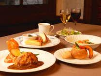 ・夕食一例