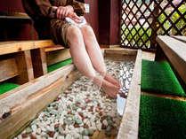 ☆女性限定【基本+特典】足湯でアイス☆アロマで癒し