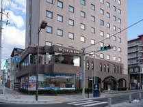 【外観】ホテル全景