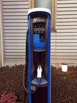 EV充電器設置済み