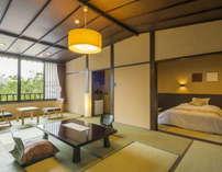 露天風呂付和モダン客室は2部屋がそれぞれ違う雰囲気のお部屋です。