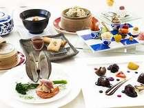30階中国料理「仙雲」料理一例