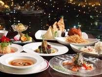 30階「仙雲」夕食 一例
