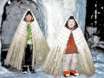 ゆきやこんこん♪日本の冬☆かまくら雪国体験プラン