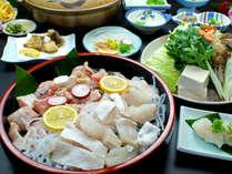 【近大養殖☆クエフルコース】幻の魚を味わい尽くす!冬の人気NO1★DX豪華会席