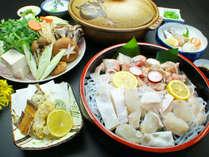 【近大養殖☆クエ鍋】冬といえば≪クエ≫プルプル♪コラーゲンたっぷり絶品鍋!
