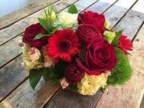 【別途有料】記念日に花束・アレンジメントをプレゼント!