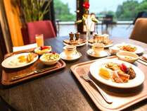 【6月・7月平日限定】クラシックタイプのお部屋でも◎ブッフェスタイルのTGT朝食をどうぞ♪ シティプラン