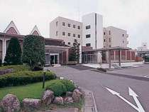 【本館・外観】2006年9月オープン☆