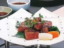 ☆A4~A5ランク使用☆ 贅沢な口溶けが絶品『鳥取和牛ステーキ会席』プラン♪<夕朝お部屋食>