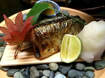 秋刀魚宝楽焼