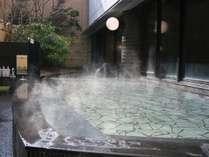 【男湯】露天風呂