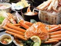【和食割烹彩旬】かにづくし御膳(かに一杯付)