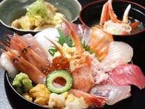 【和食割烹彩旬】海鮮丼